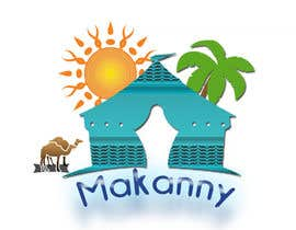 #3 for Design a Logo for MAKANNY by albualin