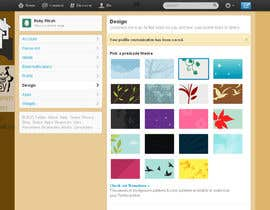 #9 cho Design a Twitter background for Company bởi juntenx