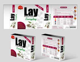 #11 untuk Create Print and Packaging Designs for Lay 3 Pair Pack oleh classicrock