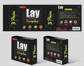 #13 untuk Create Print and Packaging Designs for Lay 3 Pair Pack oleh classicrock