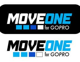 diegocatto tarafından Projetar um Logo - MOVE ONE For GoPro. Be a HERO. için no 18
