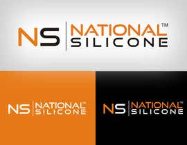 #44 for Design a Logo for National Silicone af gurmanstudio