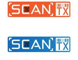 """#115 untuk Design a Logo for """"scanTX"""" oleh n24"""