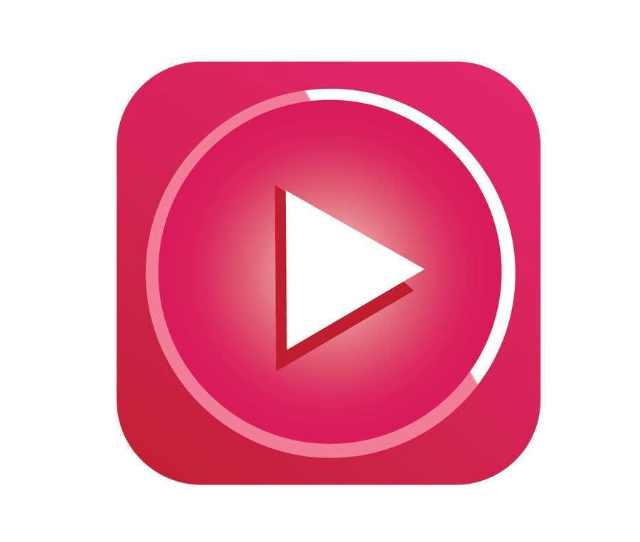 Kilpailutyö #56 kilpailussa Design a Logo for a Music Player app