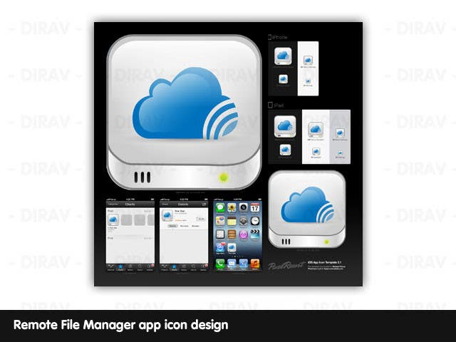 Bài tham dự cuộc thi #                                        22                                      cho                                         Design new icon for existing iOS app