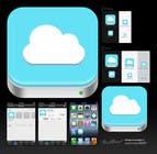 Bài tham dự #3 về Graphic Design cho cuộc thi Design new icon for existing iOS app