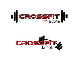#147 for Design a Logo for CrossFit Gym (CrossFit La Côte) af nat385