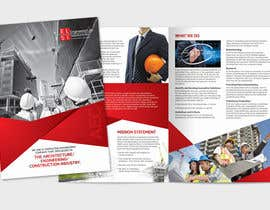 #40 cho Design a Brochure to Provide to Potential Client Decision Makers bởi shiwaraj