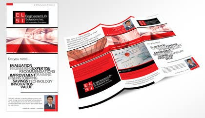 #21 cho Design a Brochure to Provide to Potential Client Decision Makers bởi LeeniDesigns