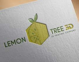 Nro 55 kilpailuun Design a Logo for Lemon Tree 3D käyttäjältä onneti2013