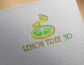 Nro 113 kilpailuun Design a Logo for Lemon Tree 3D käyttäjältä Frict