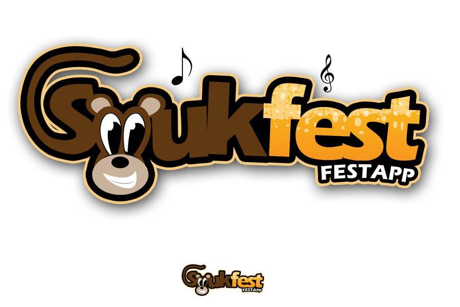 #24 for Design a Logo for party/festival app by rogeliobello