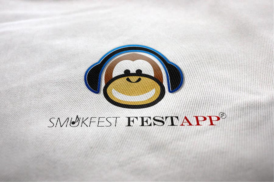 #44 for Design a Logo for party/festival app by Serious1Gamer