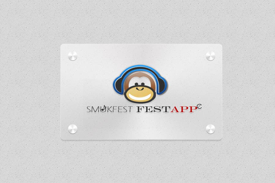 #45 for Design a Logo for party/festival app by Serious1Gamer