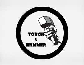 #4 untuk Design a Logo for Torch and Hammer oleh radibcawasa124