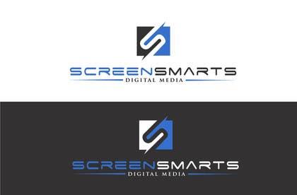 Nro 7 kilpailuun Design a Logo for ScreenSmarts käyttäjältä sayuheque