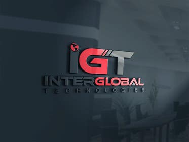 #73 untuk Design a Logo for upcoming IT Company Called InterGlobal Technologies oleh RainBoow