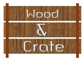 #63 untuk Design a Logo for Wood & Crate oleh sudhakar064
