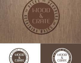 #66 untuk Design a Logo for Wood & Crate oleh sudhakar064