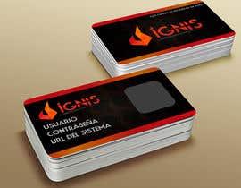 #5 untuk Necesito carnets de acceso para un Software oleh omarecheverria