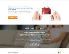 #3 for Design a Website Mockup for clippingpathasia.com by webidea12