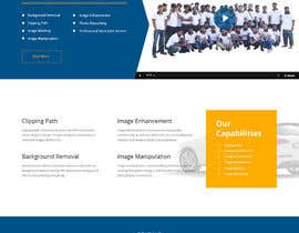 #4 for Design a Website Mockup for clippingpathasia.com by syrwebdevelopmen