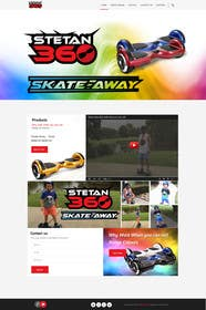 #19 untuk Design a Website Mockup for www.stetan360.com.au oleh kreativeminds