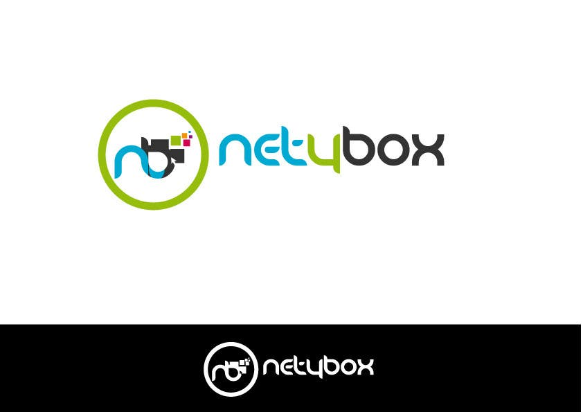 Bài tham dự cuộc thi #110 cho Design a Logo for a company of hosting and services.