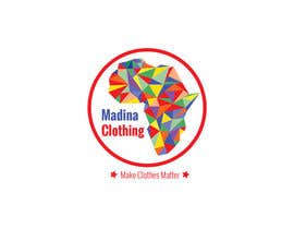 Nro 1 kilpailuun Design a Logo for Madina Clothing a Charitable Company in the UK Supporting The Gambia käyttäjältä mrvitia93