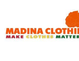 Nro 4 kilpailuun Design a Logo for Madina Clothing a Charitable Company in the UK Supporting The Gambia käyttäjältä kirilltrejtyak