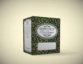 #24 untuk Tea Tin Design oleh skanone