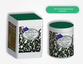 #10 for Tea Tin Design af vikasswami