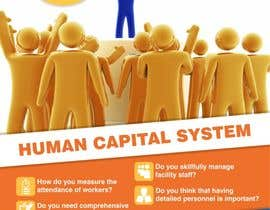 #21 untuk Re-Design of Human Capital System Brochure oleh pbcates25