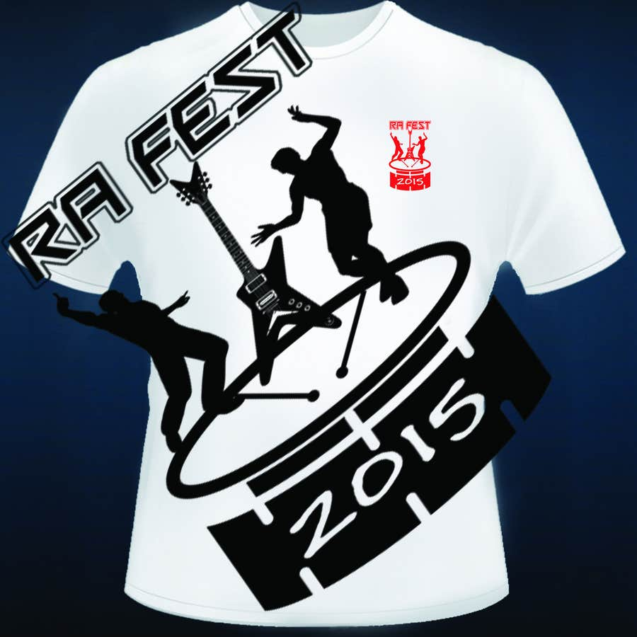 Penyertaan Peraduan #8 untuk RA Fest Logo