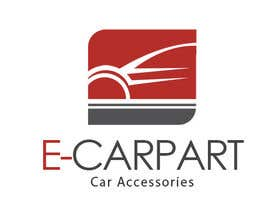 Nro 40 kilpailuun Design a Logo for Car Accessories Website Eshop käyttäjältä vivekdaneapen