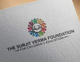 "#82 cho Design a Logo for ""The Surjit Verma Foundation for Children's Education"" bởi GeforceStudios"