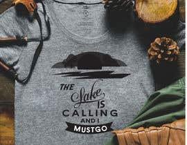 Nro 27 kilpailuun Design a T-Shirt for Lake käyttäjältä rubayet58
