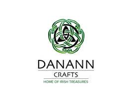 nº 9 pour Design a Logo for Irish crafts online shop par bellumperfecit