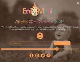 "nirajmandaliya tarafından Build a ""Coming Soon Website"" for my Baby Producct Brand için no 19"