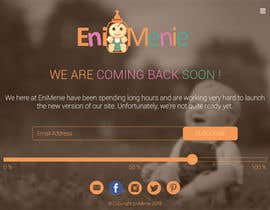 "#26 untuk Build a ""Coming Soon Website"" for my Baby Producct Brand oleh nirajmandaliya"