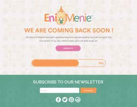 "#24 untuk Build a ""Coming Soon Website"" for my Baby Producct Brand oleh freeoutsourcer"