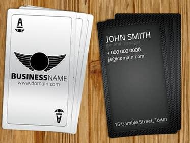 Nro 8 kilpailuun Business cards käyttäjältä basselattia