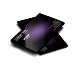 Nro 10 kilpailuun Business cards käyttäjältä basselattia