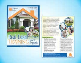 #44 untuk Design a Double-Sided Flyer for a Real Estate Company oleh Hammadbhatty