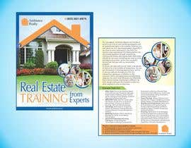 #57 untuk Design a Double-Sided Flyer for a Real Estate Company oleh Hammadbhatty