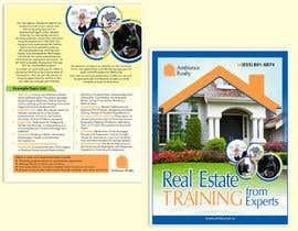 #61 untuk Design a Double-Sided Flyer for a Real Estate Company oleh Hammadbhatty