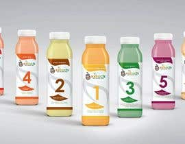 omarb13 tarafından I need some Graphic Design for Bottle Labels for a Juice Company için no 28