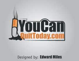 Nro 3 kilpailuun Design Logo for YouCanQuitToday.com käyttäjältä EdwardMiles