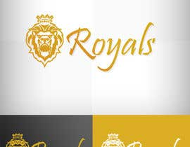 #49 for LOGO degin for 'Royls' - Beard oil! af parikhan4i