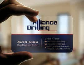 #31 for Design some Business Cards for Drilling Riggs oil & gas by imtiazmahmud80
